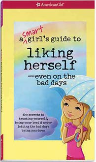 a smart girl's guide to liking herself